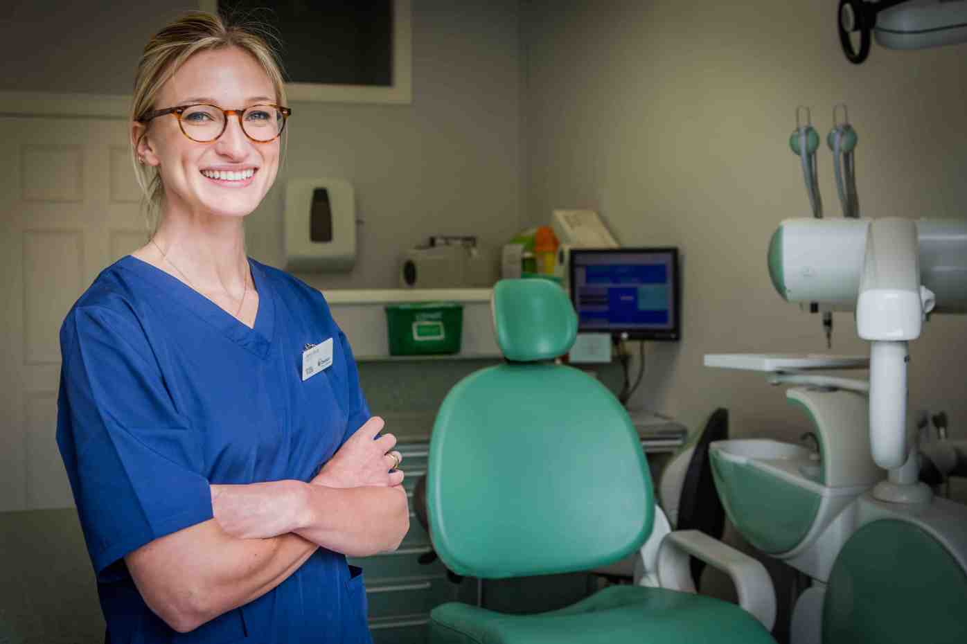 Gullane Dental Practice - Full Set-41