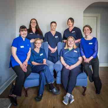 Gullane Dental Practice - Full Set-93