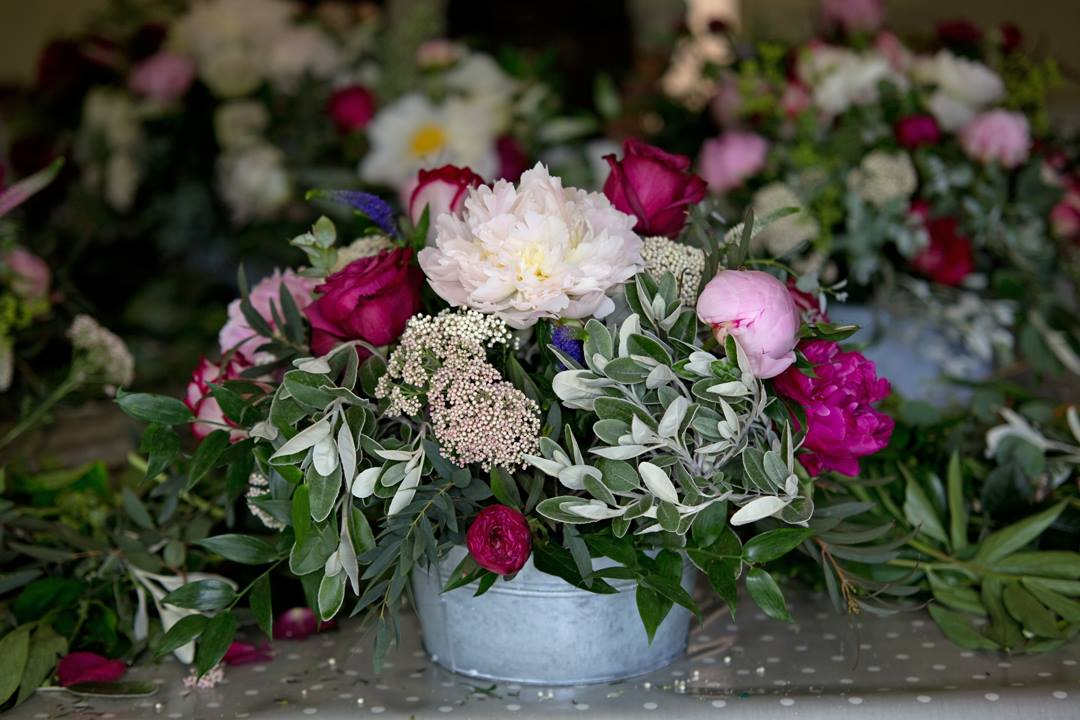 Peonies and Roses Workshop 2