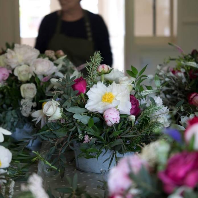 Peonies and Roses Workshop 4